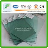 glace souillée de vert de 6mm F/glace souillée en verre de flotteur/flotteur