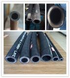 """Boyau hydraulique en caoutchouc développé en spirales flexible d'En856 4sh 1 """" 25mm"""