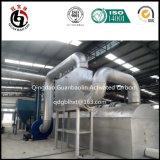 Fabricante e exportador inteiros ativados escudo de equipamento do carbono do coco
