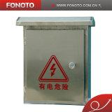 Rectángulo de distribución al aire libre de potencia del acero inoxidable P403016