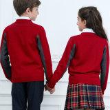Uniforme scolastico che lavora a maglia maglione unisex