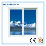 Roomeye Venster UPVC/PVC van het Venster van pvc van 80 Reeksen het Glijdende Superieure met Energie - besparingsGlas