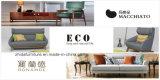 Form-Art-Wohnzimmer-Möbel-modernes Gewebe-Sofa