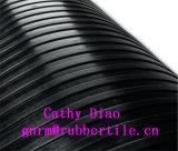 Lo strato di gomma di inserzione del panno, colora lo strato di gomma industriale, strato di gomma Anti-Abrasivo della gomma della nervatura dello strato