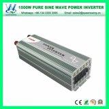 Inverseur pur d'énergie solaire d'onde sinusoïdale de la fréquence 1500W (QW-P1500)