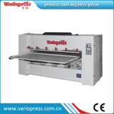 목공 Door 또는 Cabinet Cover Veneer Vacuum Membrane Press Machine