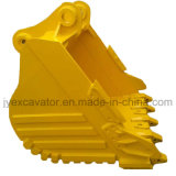 Hochwertige 3 Chains Hydraulic Crawler Excavator mit Pontoon