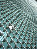 Rideaux métalliques en aluminium pour rideaux en aluminium