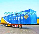 Remorque de cadre, remorque d'utilitaire de 40FT, Van trailer sec, remorque de Dry Van Truck