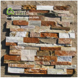 حارّ يبيع [ست-014نز] خشبيّة أصفر خشبيّة أردواز حجارة قشرة ثقافة حجارة
