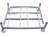Hot-DIP galvanisierte schwere Pfosten-Ladeplatte