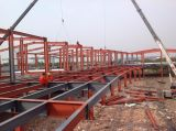 Workshop와 Warehouse (SL-0028)를 위한 Prefabricated Steel Structure