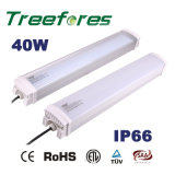 Iluminación de la Tri-Prueba de la lámpara LED del tubo de IP65 T8 40W los 4FT el 1.2m LED