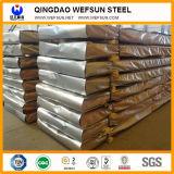 Piatto ondulato d'acciaio del lamiera galvanizzato del fornitore della Cina