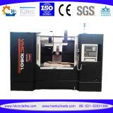 Fresatrice di CNC di asse dell'alluminio Vmc1270/metallo 4