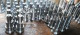 Machine de découpage de cornière, machine de serrurier, ouvrier de fer