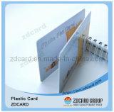 UV Spot RFID Blank Business Plástico cartão inteligente impresso