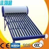 Calentador de agua solar no presurizado (sistema de calefacción solar de la agua caliente)