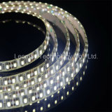 Tiras flexibles vendidas al por mayor de SMD3528 LED con la FCC