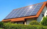 4kw sur le système solaire de maison de grille (16 panneaux)