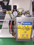 Carpintería del CNC de 4 ejes que muele y cortadora