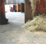 Estera de goma de la vaca china, estera estable de goma del caucho del caballo de las esteras de la parada del caballo de la estera de la comodidad