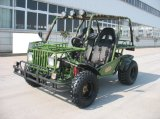 200cc Hammer Style Green Go-kart voor Adult (KD 200GKH-2)