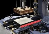 Máquina de envolvimento rígida da caixa de Semi-Atuo