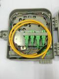 Rectángulo 8ports de FTTH con el divisor del PLC de Sc/APC