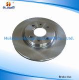 Disque de frein de véhicule de pièces de moteur pour Subaru Lexus/Toyota/Land Rover /KIA/Isuzu/Mitsubishi/Hyundai/Mazada