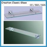 2-12mm kurvten ausgeglichenes Glas-ausgeglichenes Regal-Polierglas