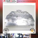 Aluminium anodisiert, Teil-Metallblatt-Herstellung stempelnd