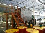 Fermentador orgânico de alta velocidade e eficaz do estrume para a exploração agrícola