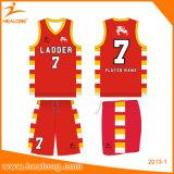 Fournisseurs d'énergie de Chine Vente en gros Custom-made Free Design de haute qualité Basketball vêtements de basket-ball maillots