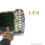 Het meeste Populair zelf-Saldo Elektrische Hoverboard van Twee Wielen met Handvat