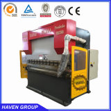 Машина WE67k тормоза гидровлического давления стальной плиты синхронизации CNC электрическая гидровлическая