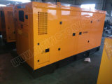 パーキンズイギリスのエンジンCe/CIQ/Soncap/ISOを搭載する280kw/350kVA極度の無声ディーゼル発電機