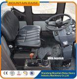 Schwere Geräten-Cer-Bescheinigung-Vorderseite-Rad-Ladevorrichtung