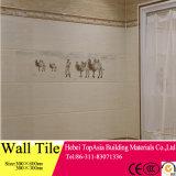 Haus-Entwurfs-Tintenstrahl glasig-glänzende keramische Innenwand-Fliese