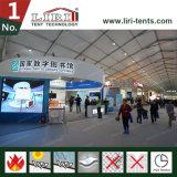 zaal van de Tent van het Aluminium van de Spanwijdte van 40X100m toont de Duidelijke voor Handel