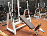 Banco do declive de /Olympic do equipamento da aptidão/equipamento da ginástica