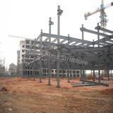 Structuur de met meerdere verdiepingen van het Staal van de Bouw van het Metaal voor Workshop, Pakhuis, de Bouw, Supermarkt