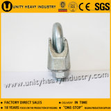 Galv可鍛性DIN 1142ワイヤーロープクリップ
