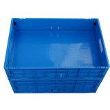 Embalajes plásticos del almacenaje de la logística
