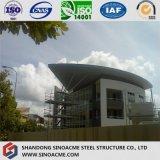 Выставка Hall стальной структуры