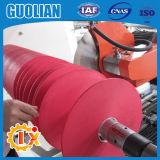 Gl--702 máquina de estaca adesiva escocêsa da fita do rolo de registro da fábrica BOPP de China