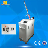 Máquina quente da remoção do tatuagem do laser do ND YAG do interruptor da venda Q com 1064nm/532nm