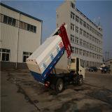4X2 Hydraulic Lifter Garbage Truck