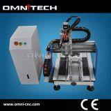 Heißer Verkaufs-Minizeichen 4040, das CNC-Fräser herstellt