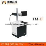Machine d'inscription de laser de constructeur pour le métal